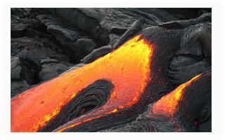 Voyage au centre de la terre-Volcan.